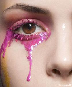 Maquiagem_Derreter