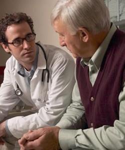 Conversar com o Medico