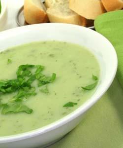 Sopa de Agriao