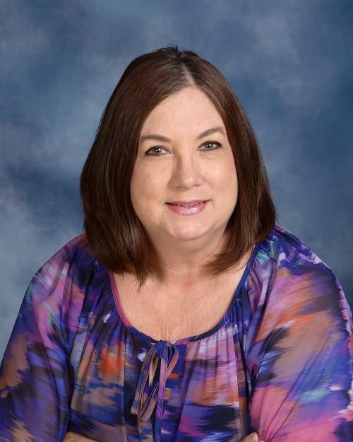 Becky Vaughn - Secretary