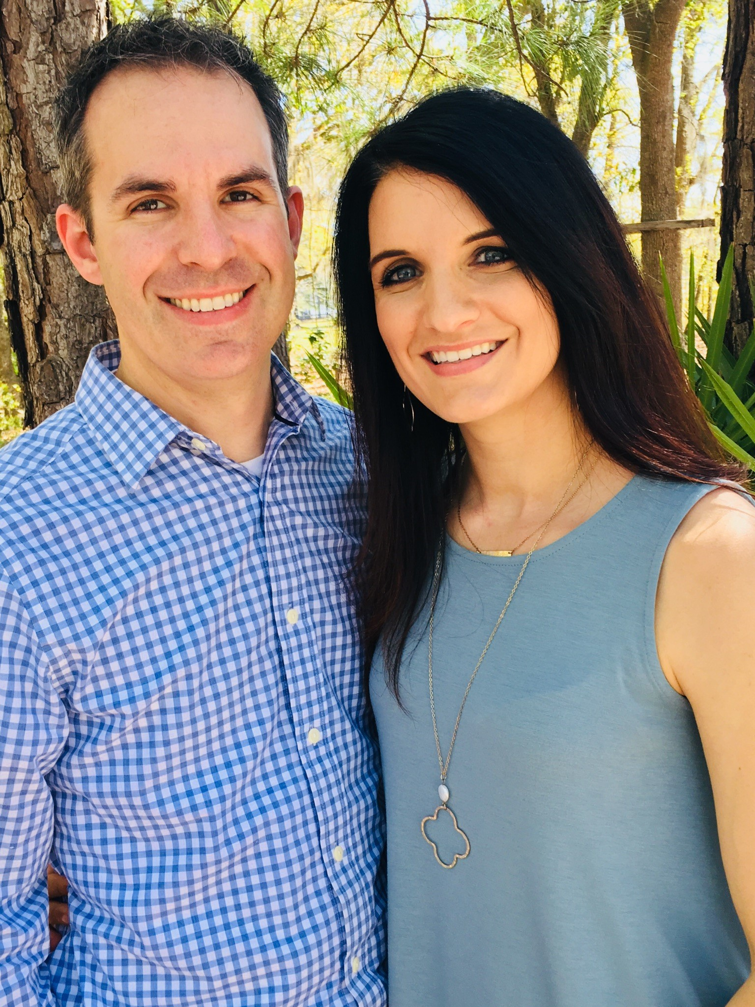 Contemporary Worship Leaders - Brian and Stacey Morgan