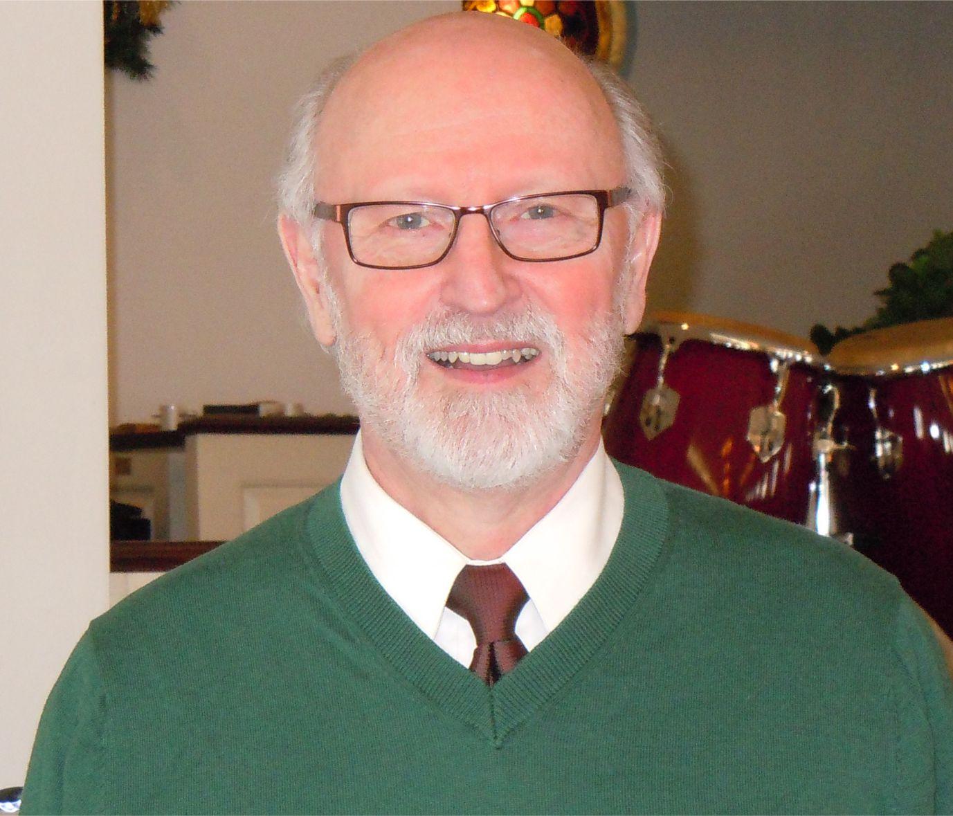 Pastor Jimmy Ezell