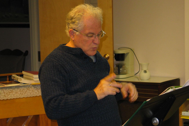 Larry Rhinehart