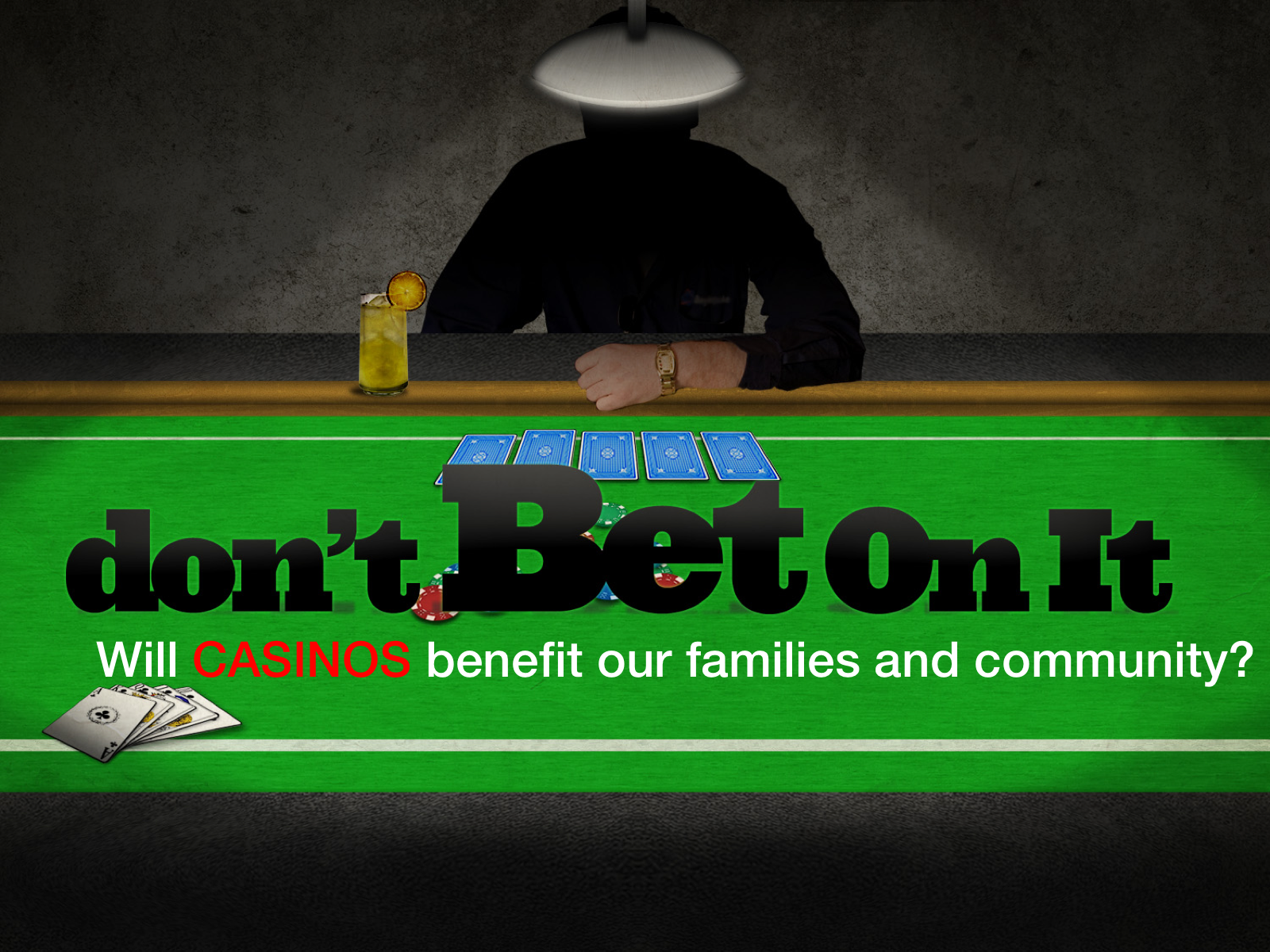 Issue Analysis: Gambling