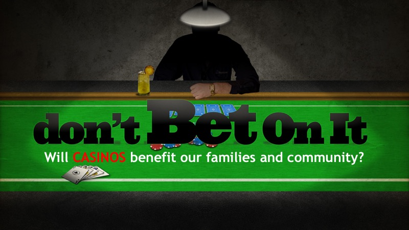 HIDDEN Gambling Addicts in Louisiana
