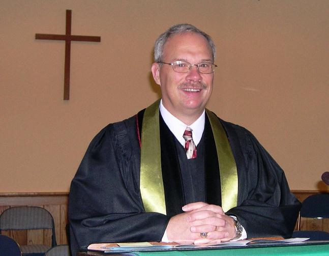 Rev. John Pike