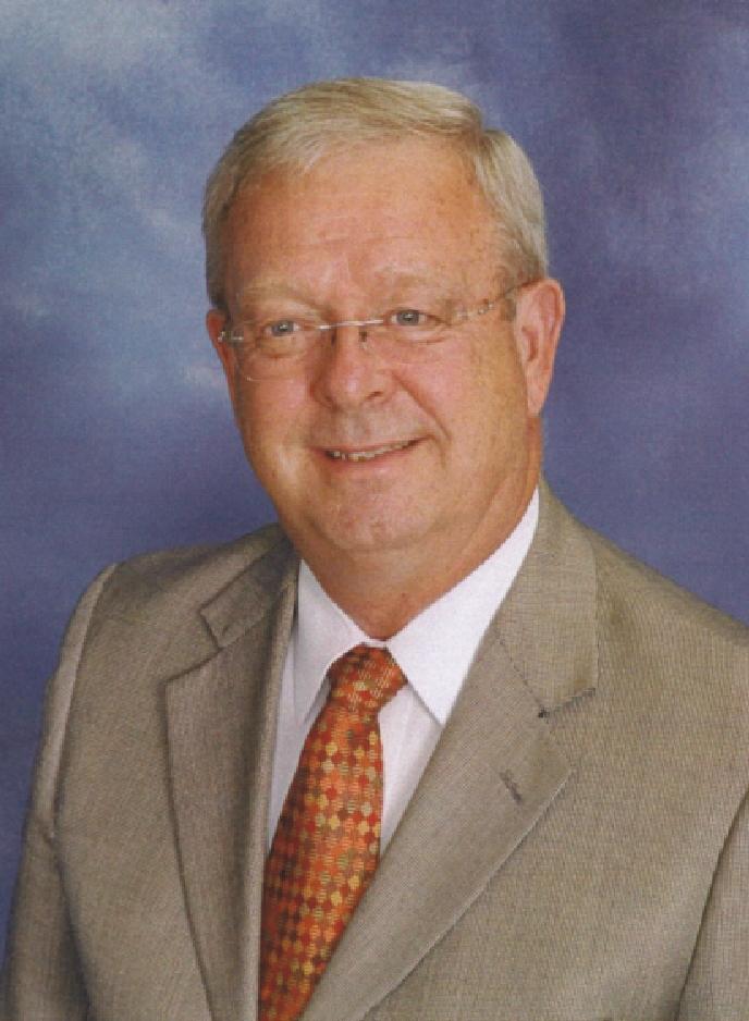 Mickey Adams - Senior Pastor