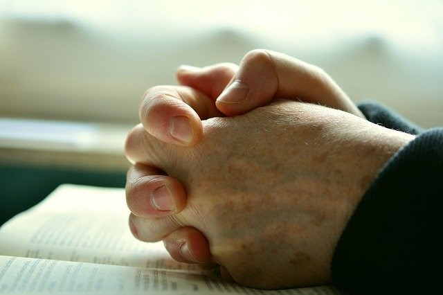 Prayer in the Park (Wed.)