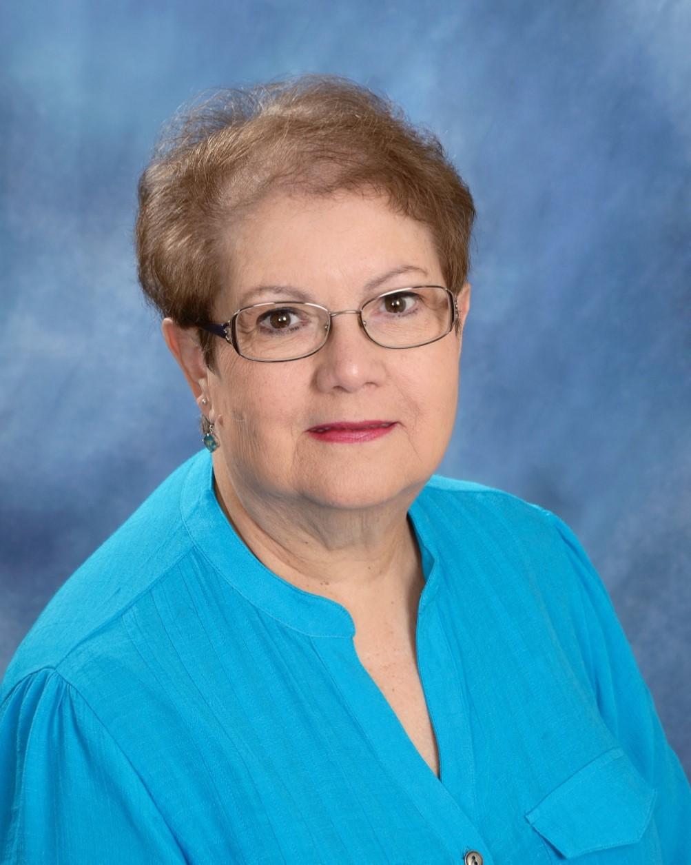 Ruth Ann Johnson, Secretary