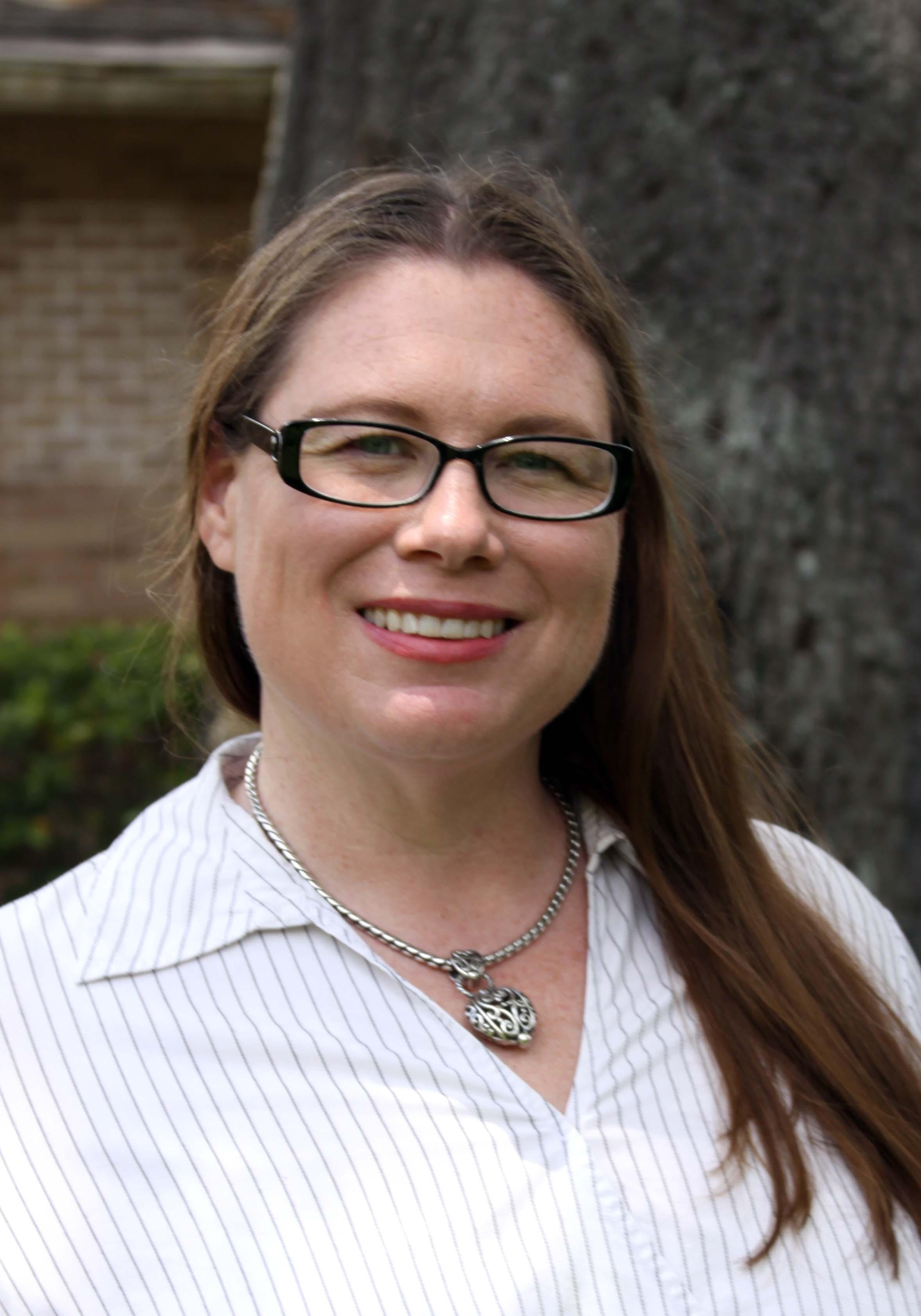 Rev. Christina Greenawalt, Interim Pastor