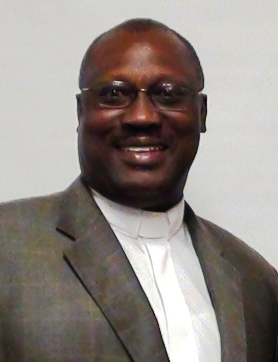 Rev. Dogba R. Bass, Senior Pastor
