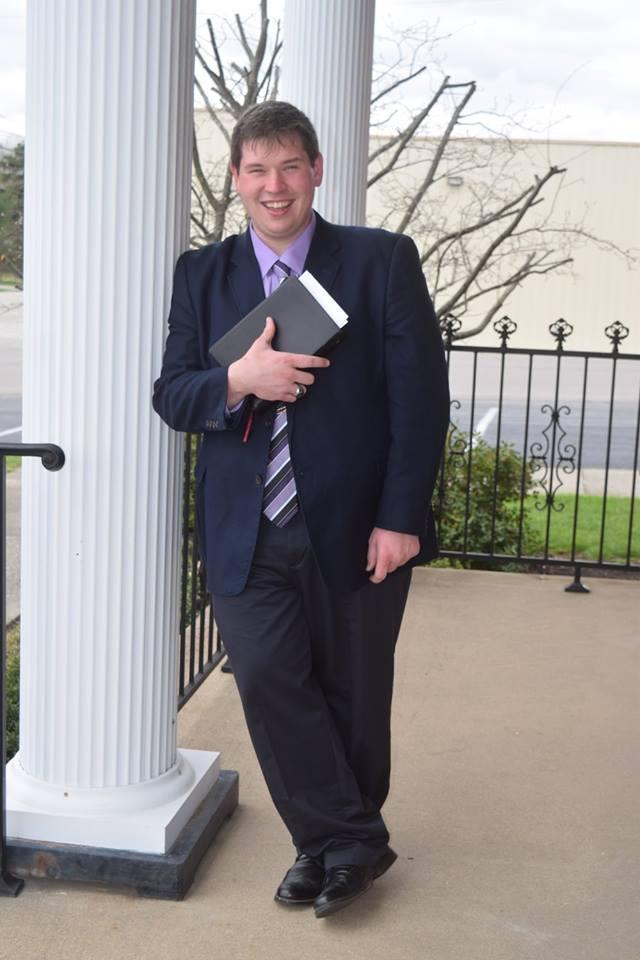 Dr. Jake Brock, Pastor