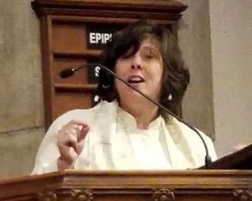 Rev. Dr. Dawn Chesser, Pastor