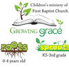 Growing in Grace children's ministry