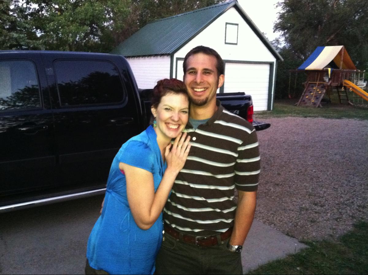 Adam and Rachel Cowan