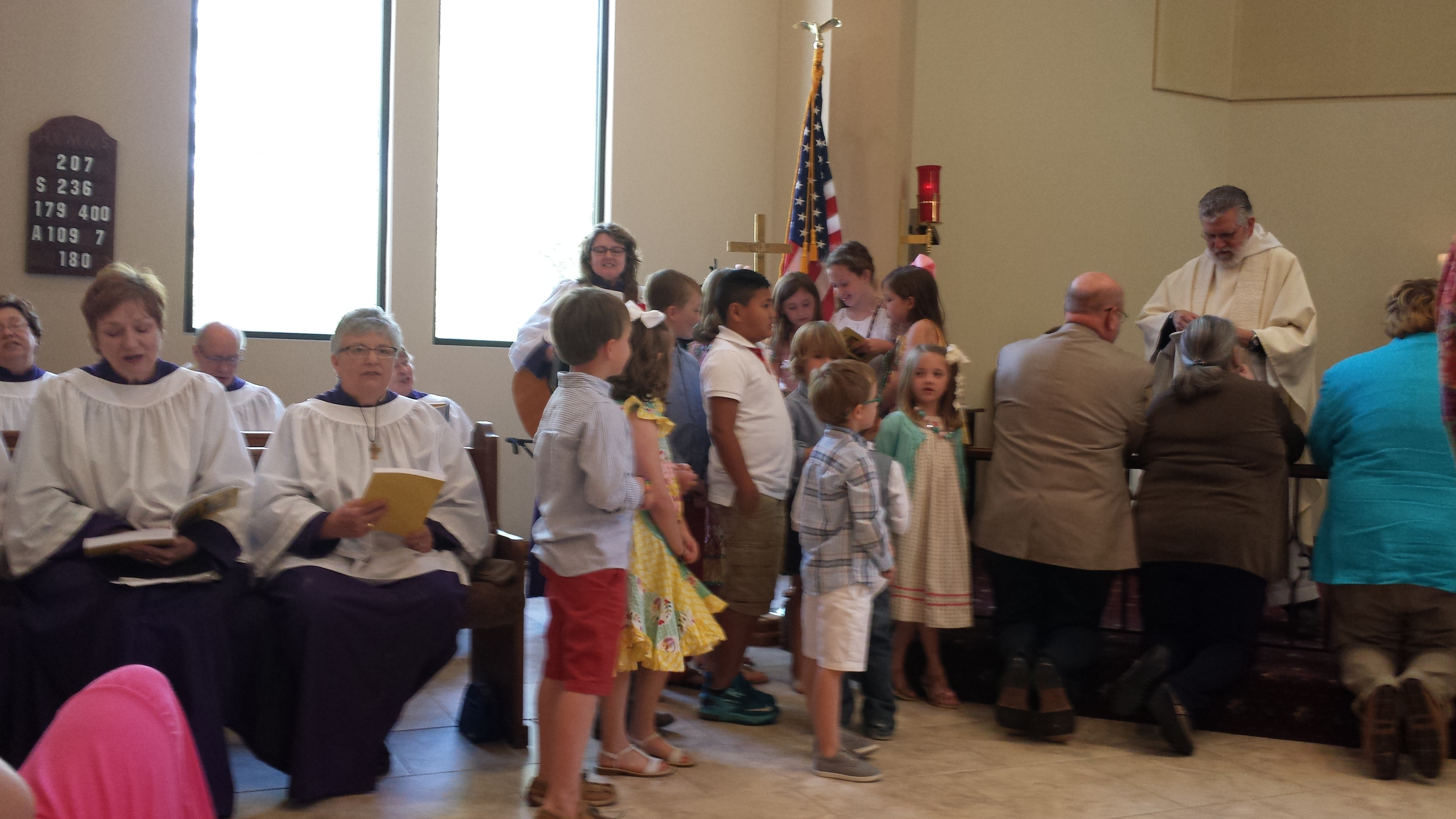 Easter%20sunday%20children%20sing%20he%20is%20coming original