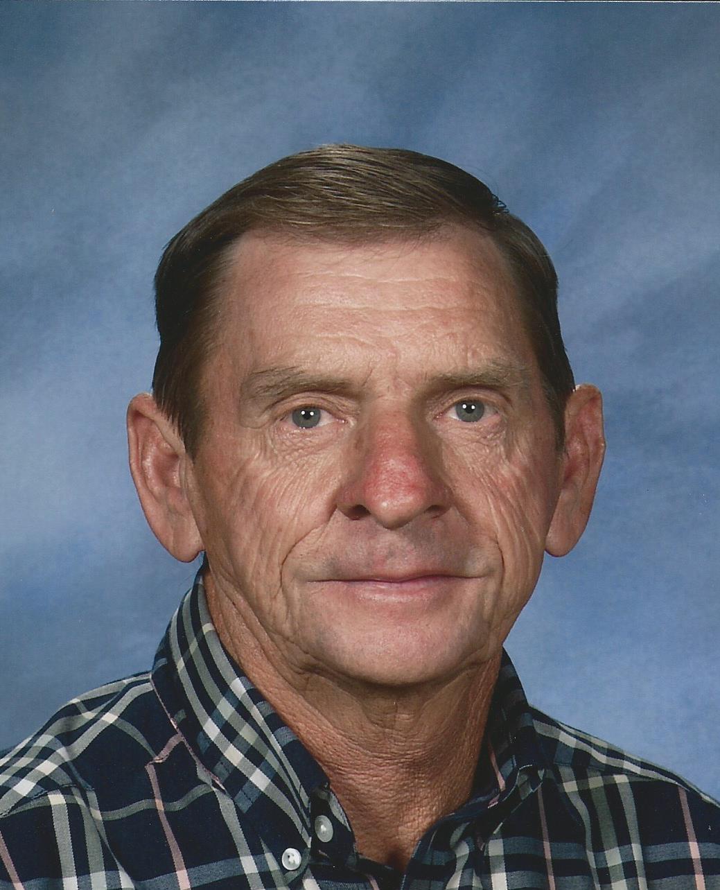Irvin Mosley, Church Custodian