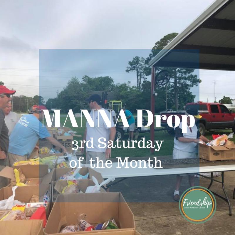 Manna Drop