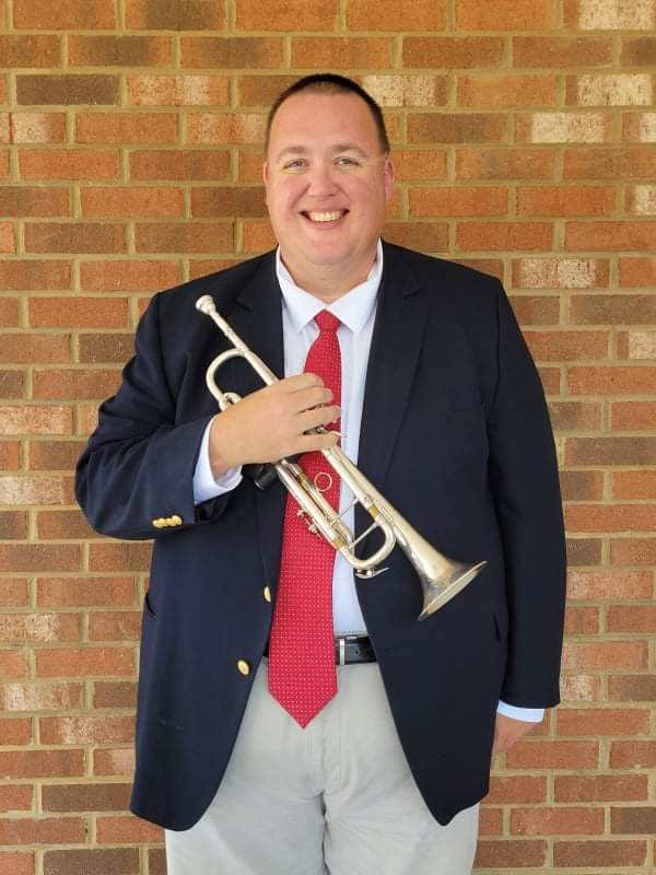 Greg Burns, Interim Music Director
