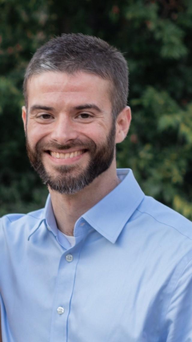 Rev. Jordan Yerkes, Associate Pastor