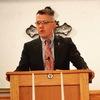 Pastor Greg Mangum