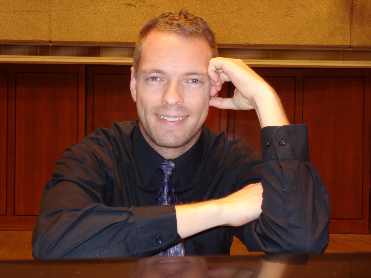 Johan Botes, Organist
