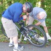 Making repairs