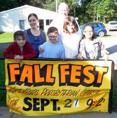 Fall Fest Volunteers