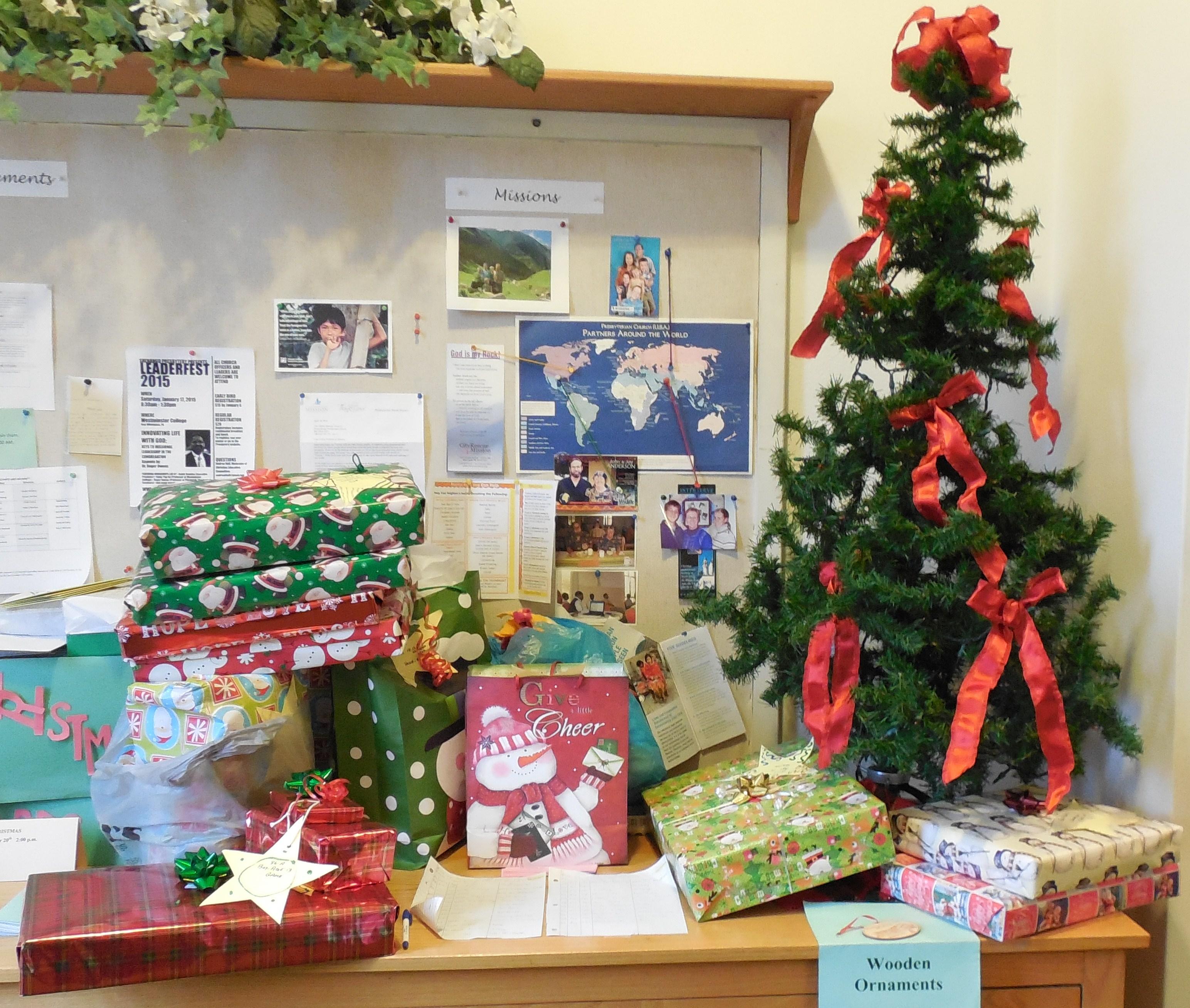 Christmas Shining Star Gifts