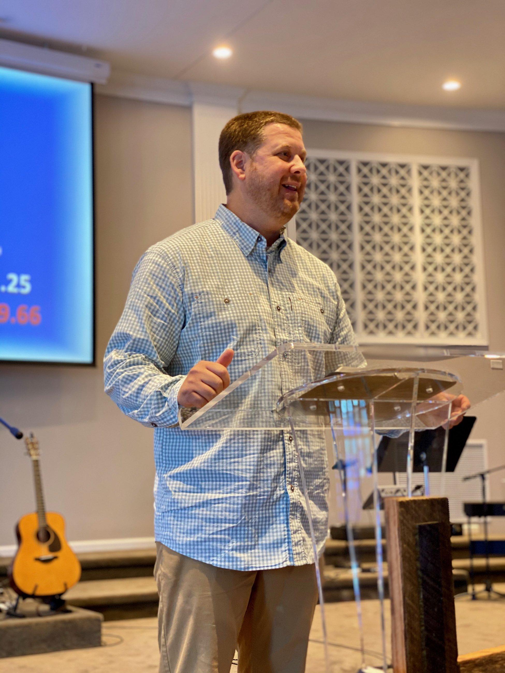 Bro. Israel Brooks, Pastor