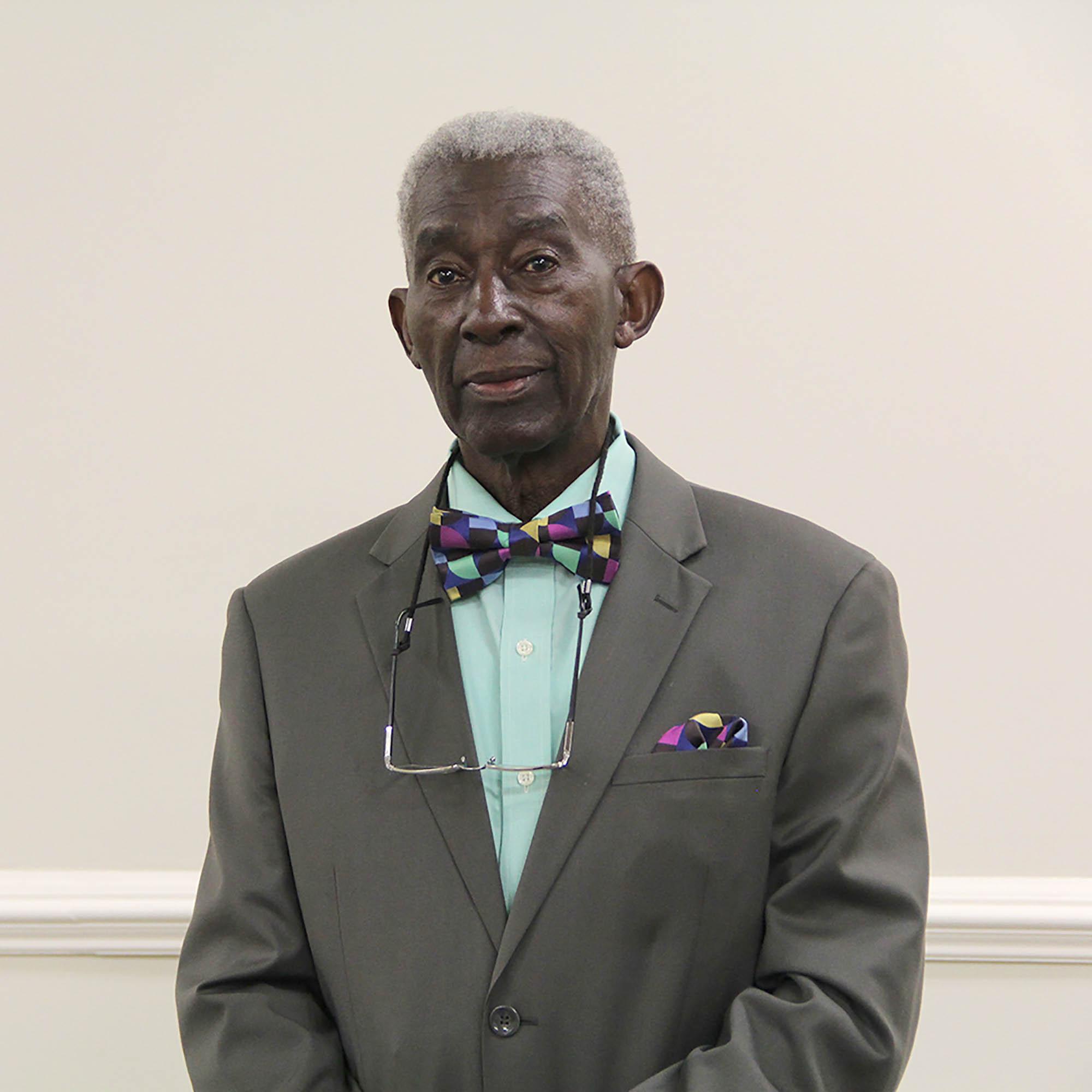 Dea. Theodore White, Chair Deacon Board