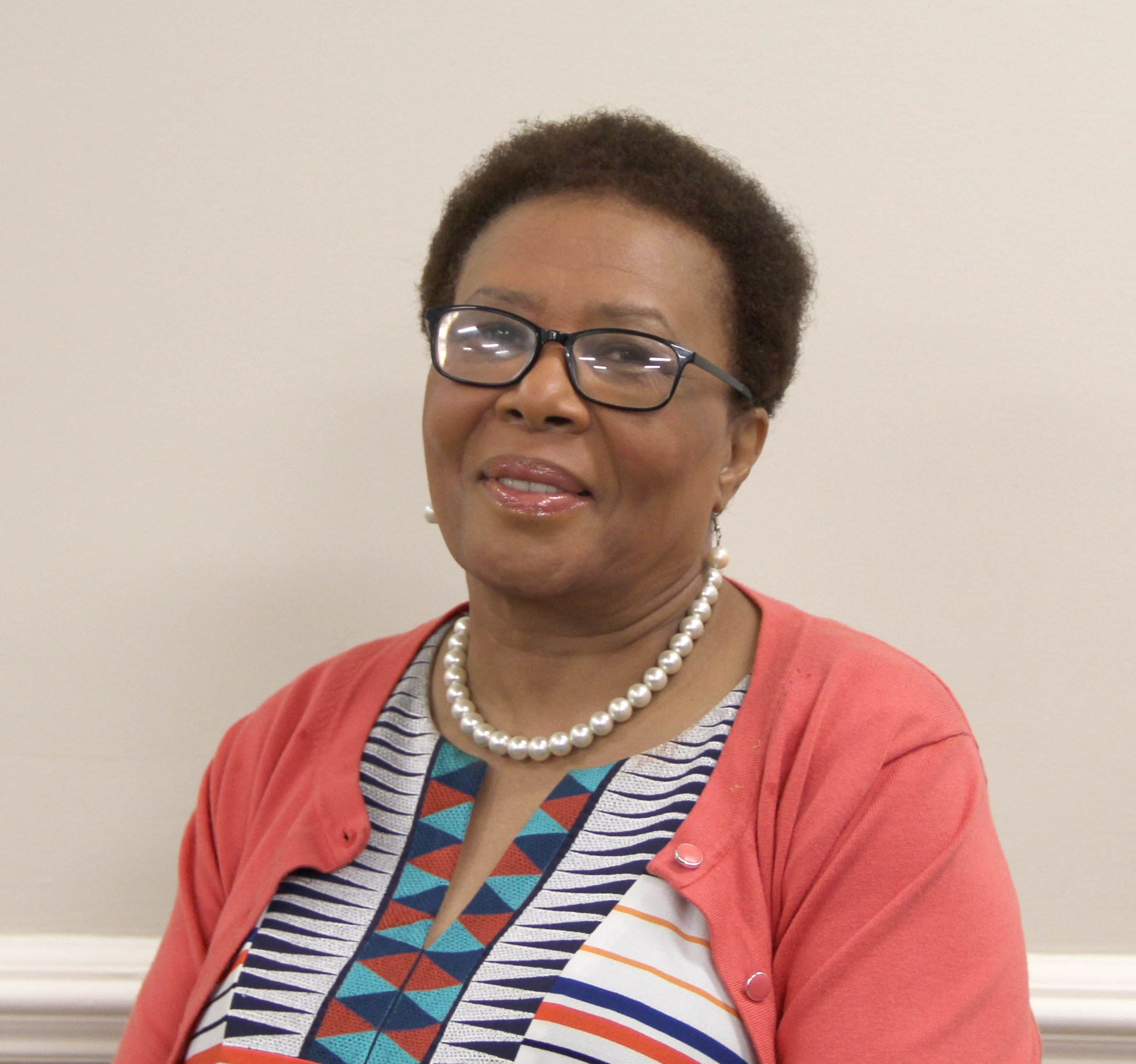 Sis. Cecilia Thomas, Treasurer