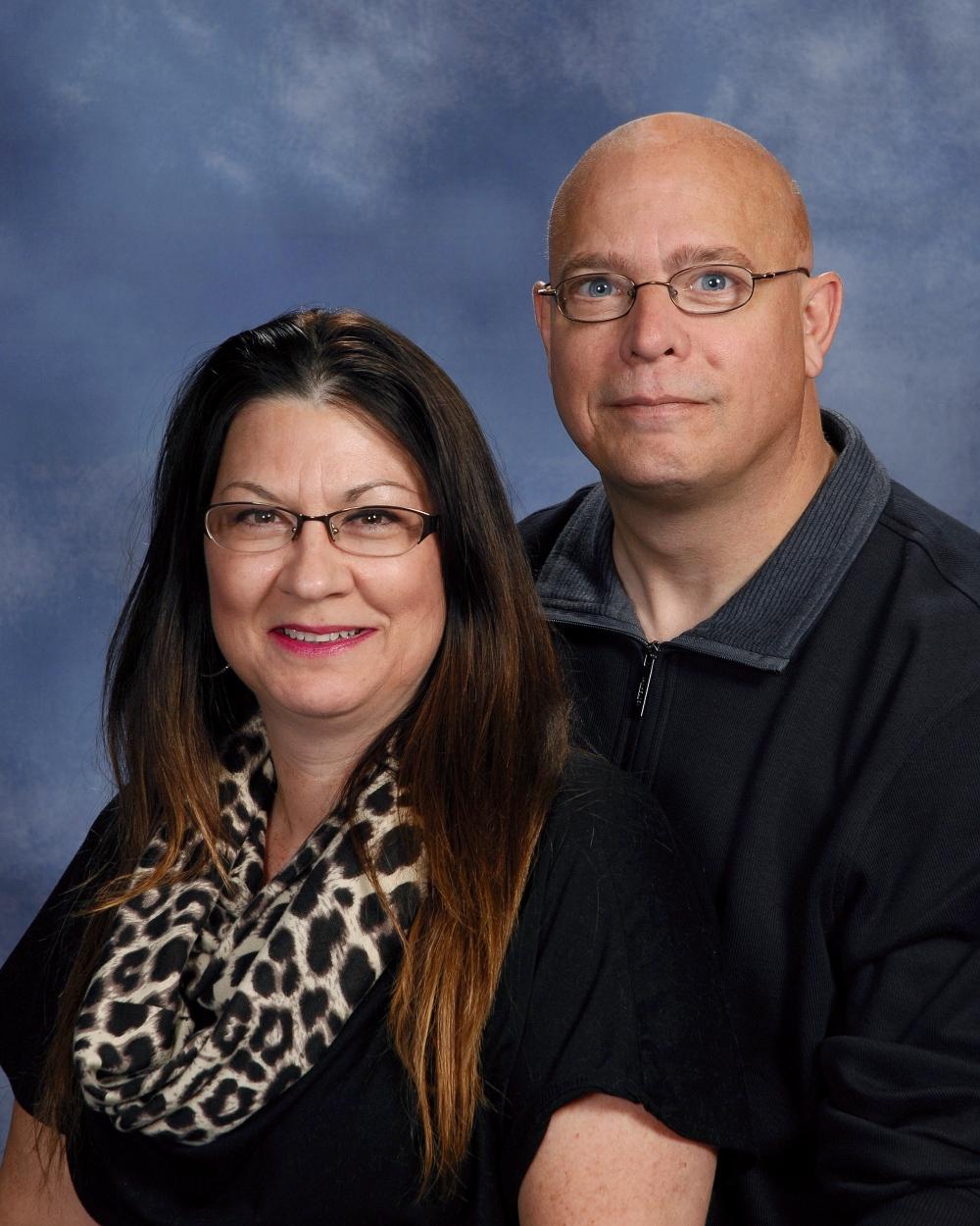 Kirk & Stacey Knoup, Custodians