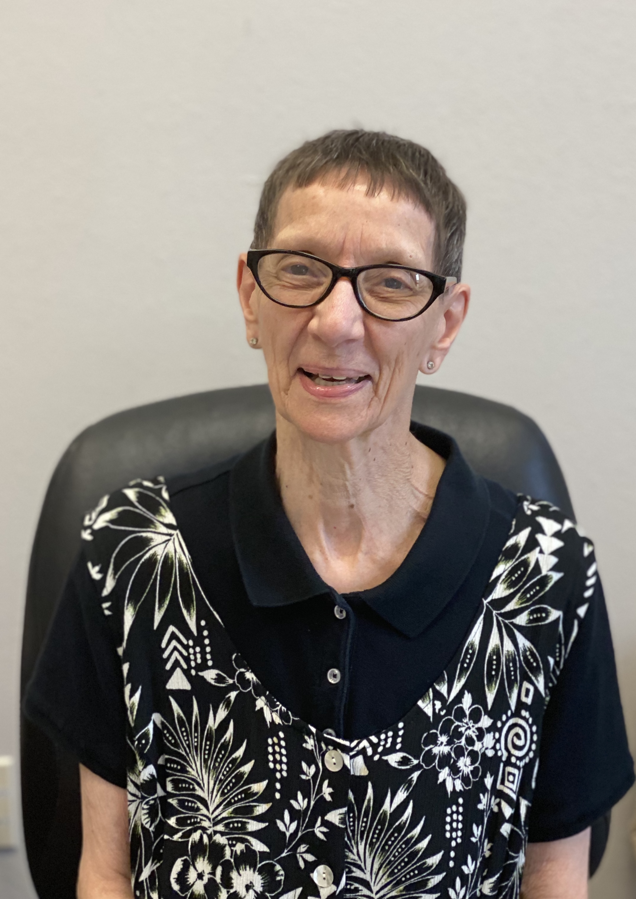 Julie Weed, Church Secretary