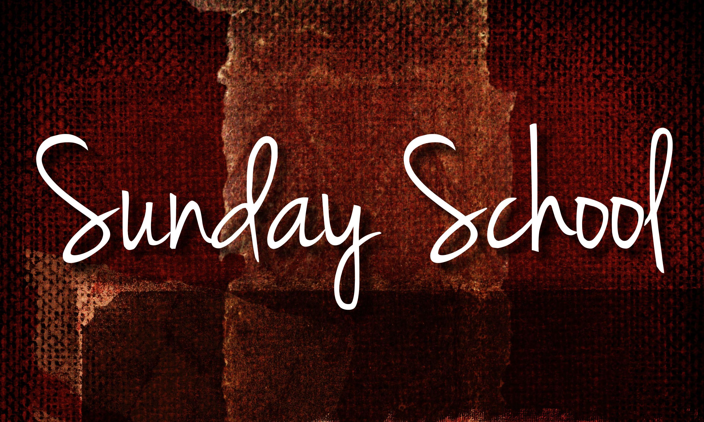 Sunday school 2 original