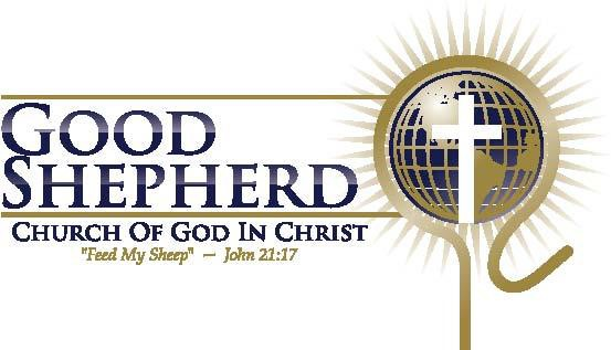 Good shepherd logo original