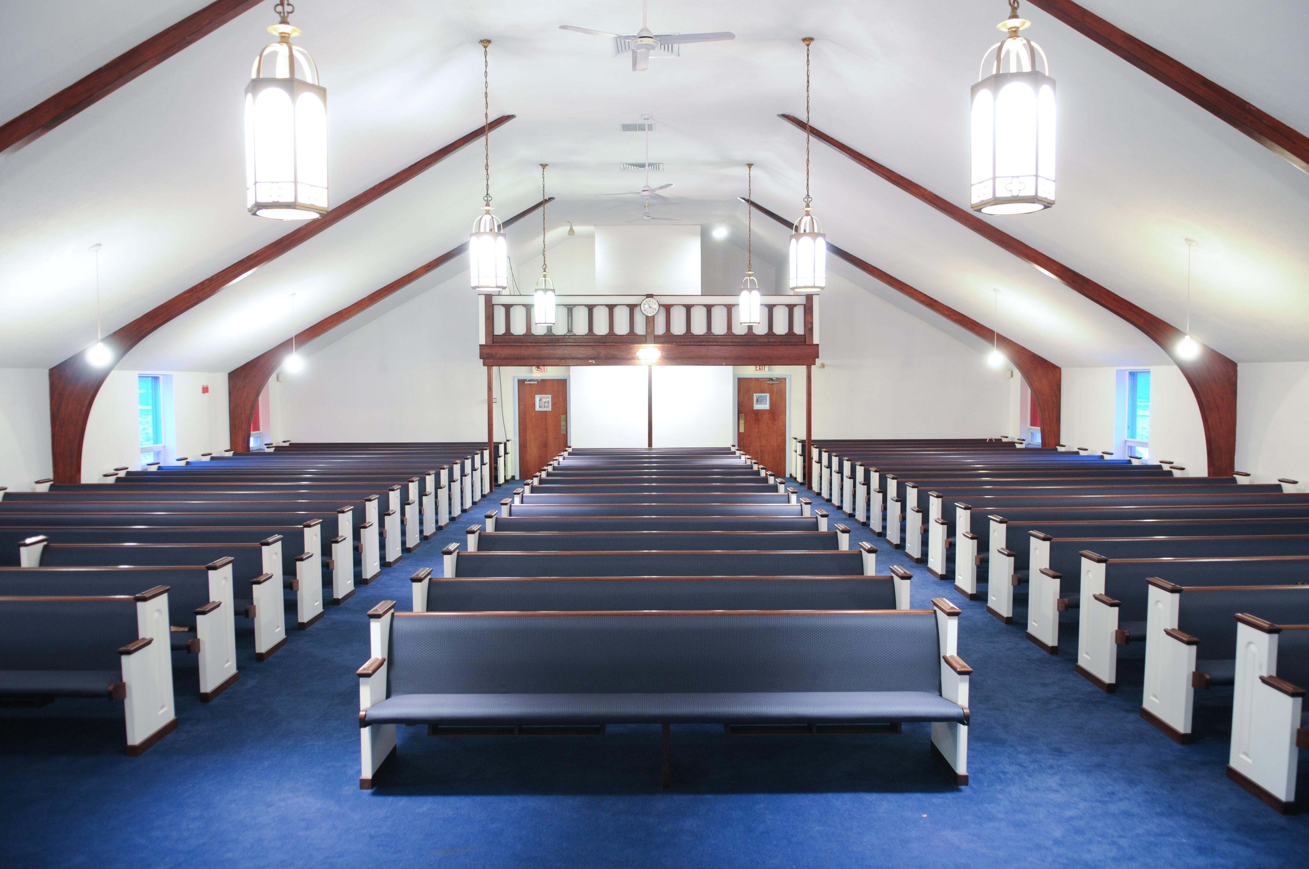 Church 305 original