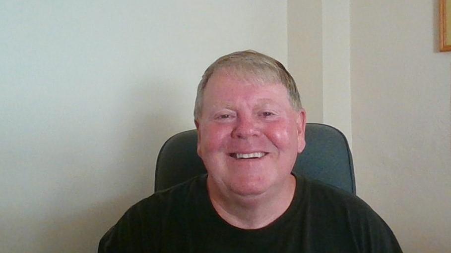 Pastor Rev Gary Fairchild