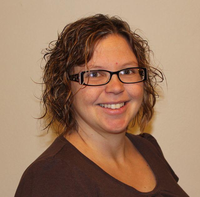 Adminstrative Assistant April Rotramel