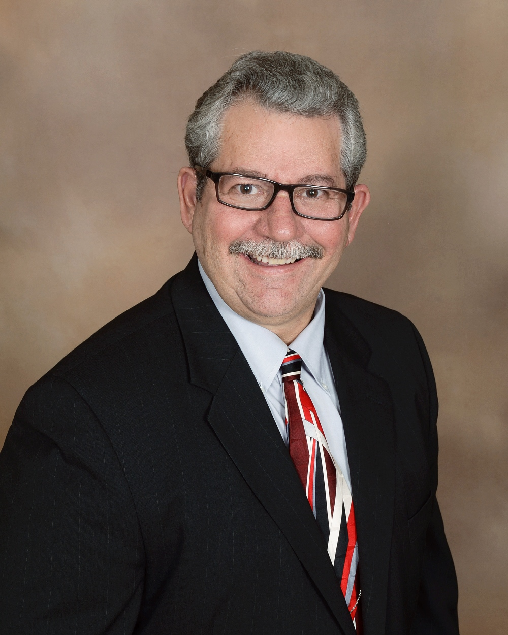 Pastor Chuck Rager