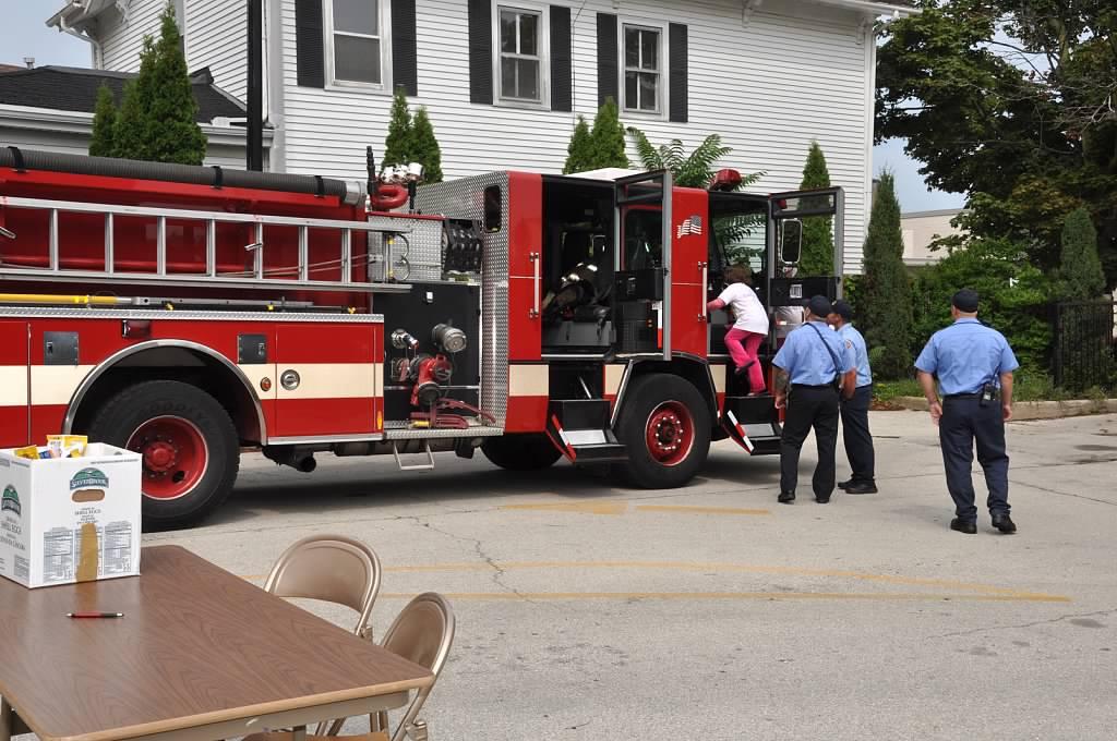 Firetruck original