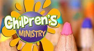 Children's Ministry (Pre-k thru 6th Grade)