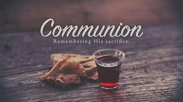 Communion Stewards