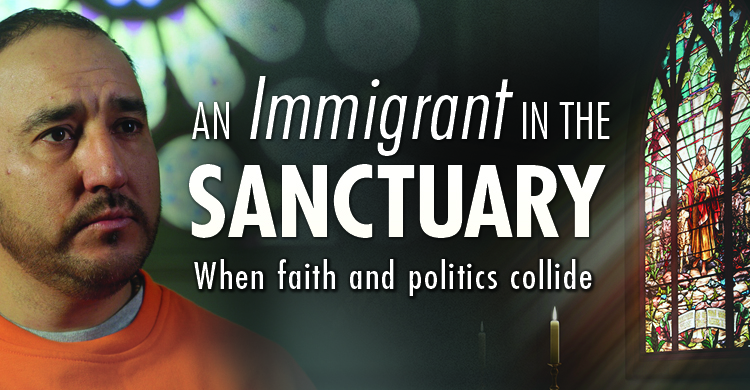 Immigrant in the Sanctuary