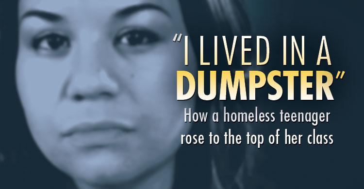 I Lived in a Dumpster