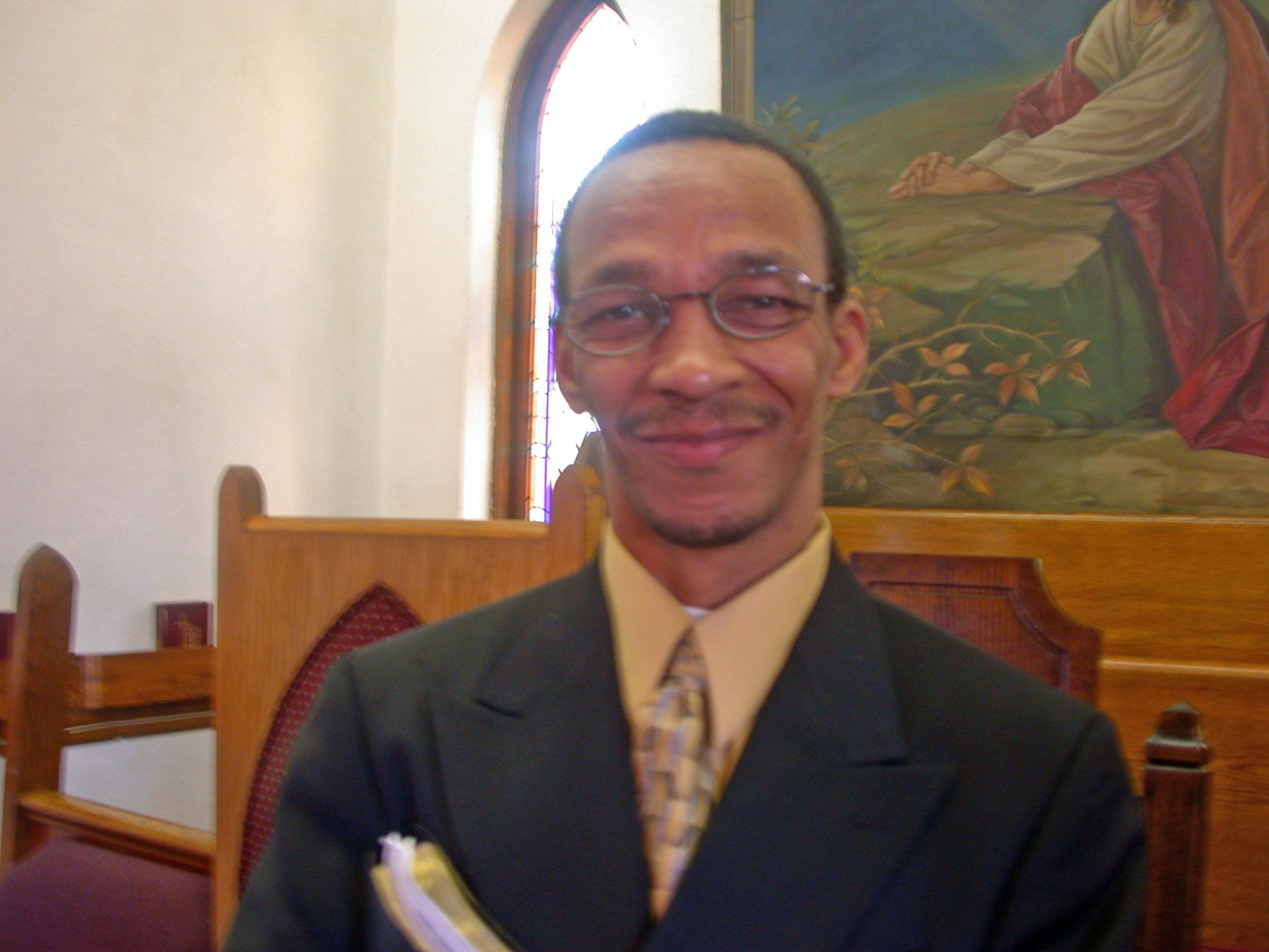 Rev. Edward Hardy