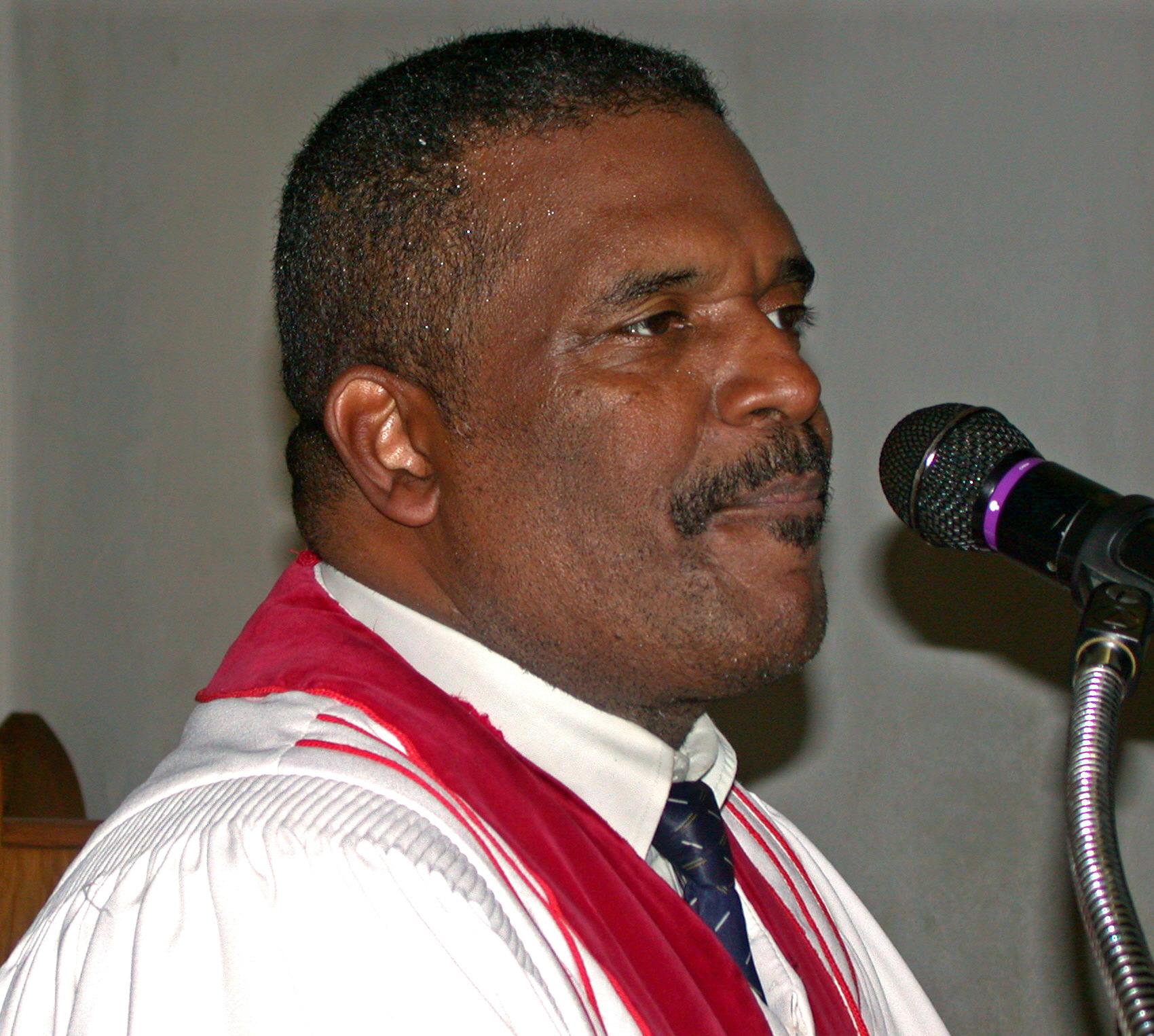 Dr. Larry Green Ed.D