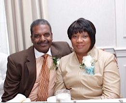 Dr. Larry Green Sr. and Deac. Betty Green