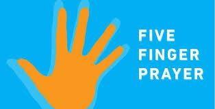 5 Finger Prayers