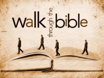 Walking Through The Bible